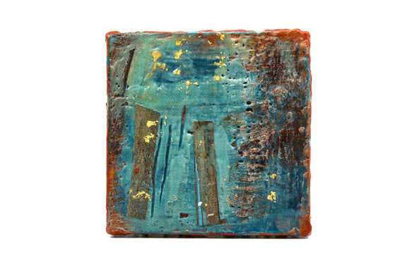 Encaustic Painting - Designer Craft Shop