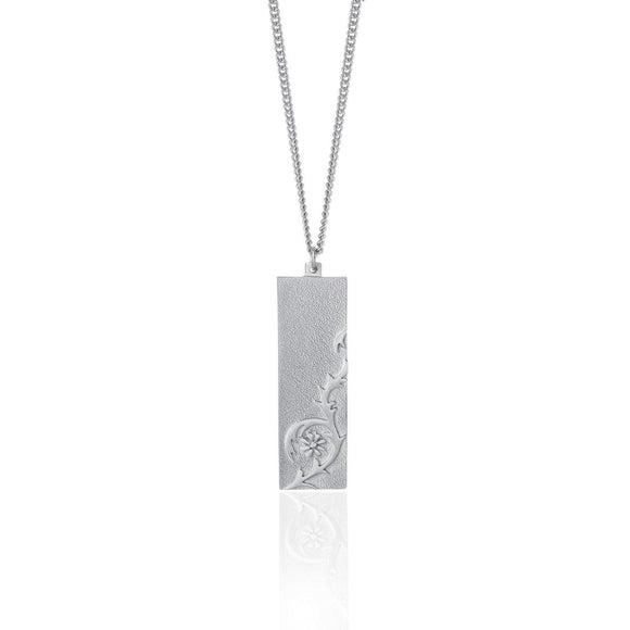 Bluenose Aloft Pewter Necklace - Designer Craft Shop