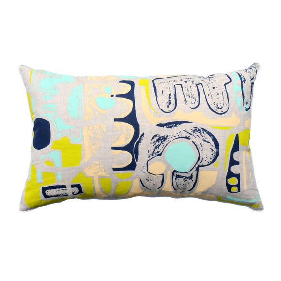 Hero Pattern Pillow Cover - Designer Craft Shop
