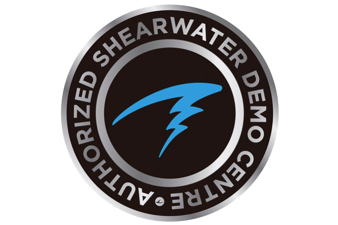 New! Authorised Shearwater Demo Centre