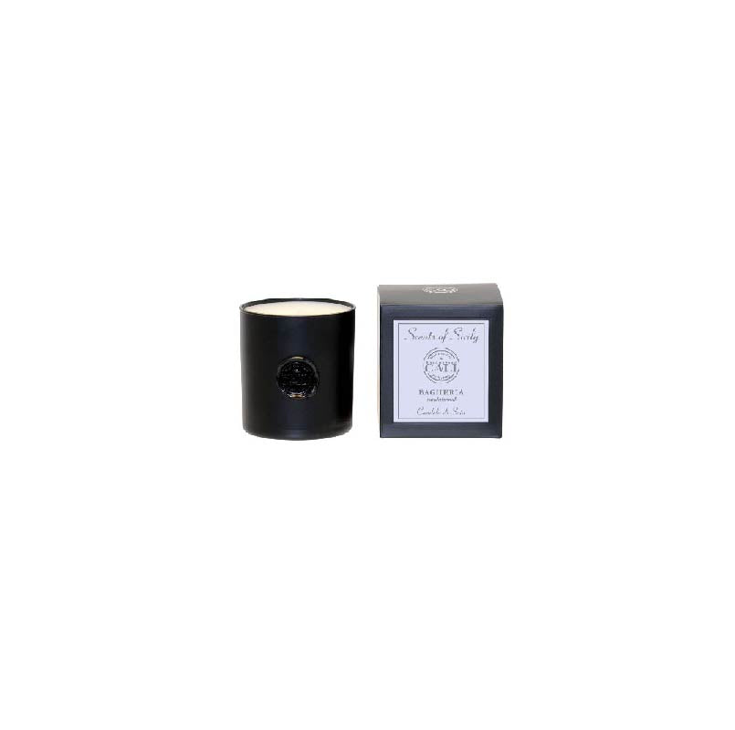 Scents of Sicily Collection - 9 oz soy candle - Bagheria (sandalwood)