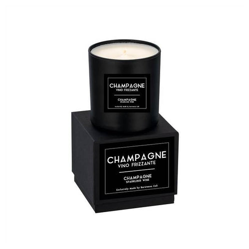 Linea Lusso Collection - 9 oz soy candle - Champagne - CaliCosmetics.com
