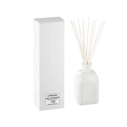 Linea Lusso Collection - Diffuser - Cypress Jasmine - CaliCosmetics.com