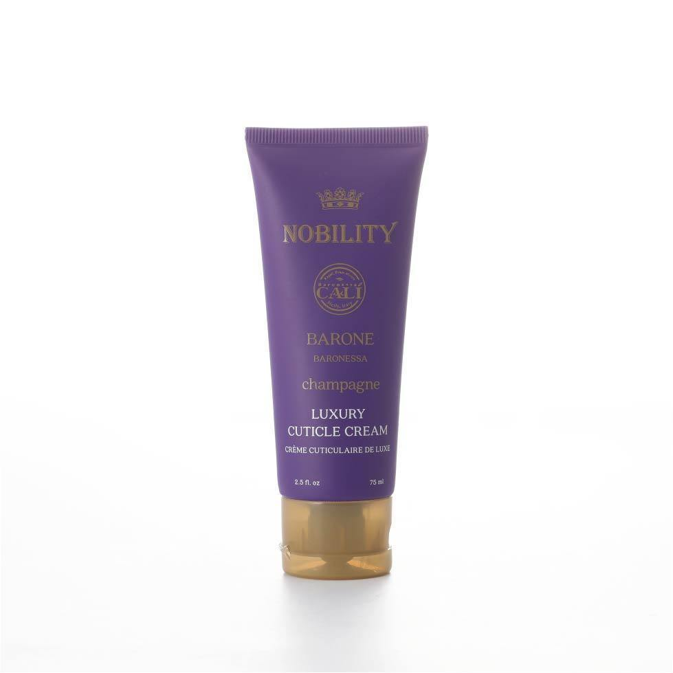 Nobility Cuticle Cream - 2.5 fl oz / 75ml  - Baronessa Cali - CaliCosmetics.com