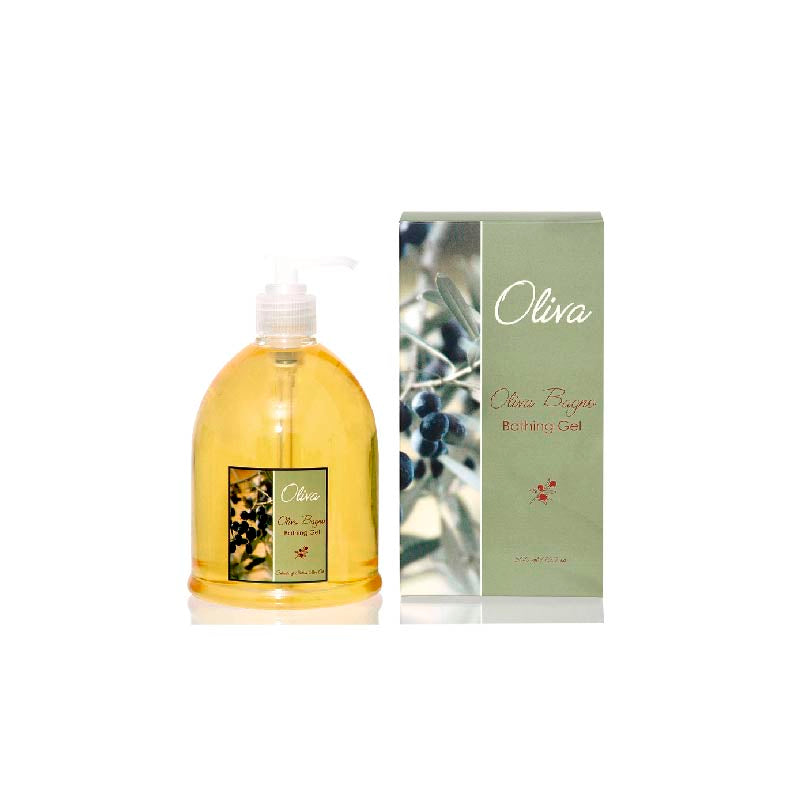 Oliva Green Bagno (Bathing Gel) - 500ml/16.9fl.oz