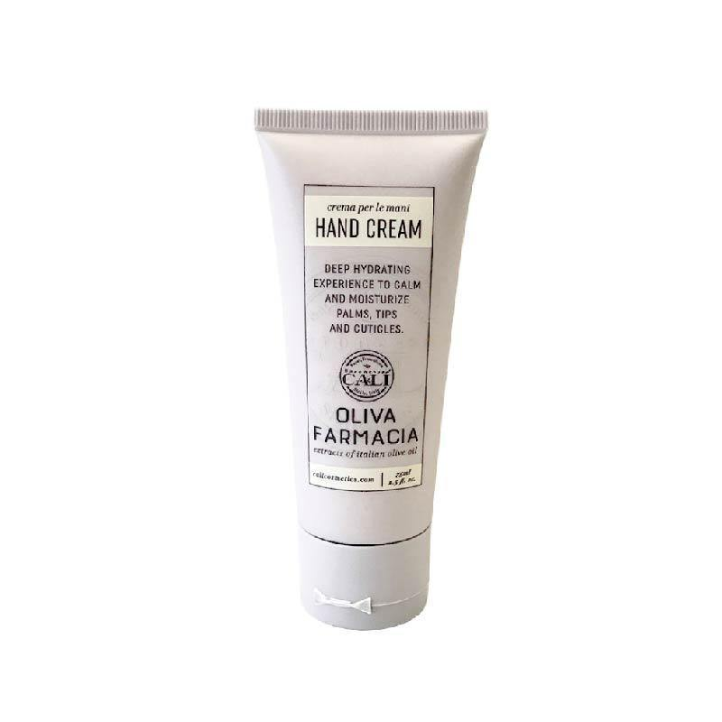 Oliva Farmacia Hand Cream - 2.5 fl oz / 75ml - CaliCosmetics.com