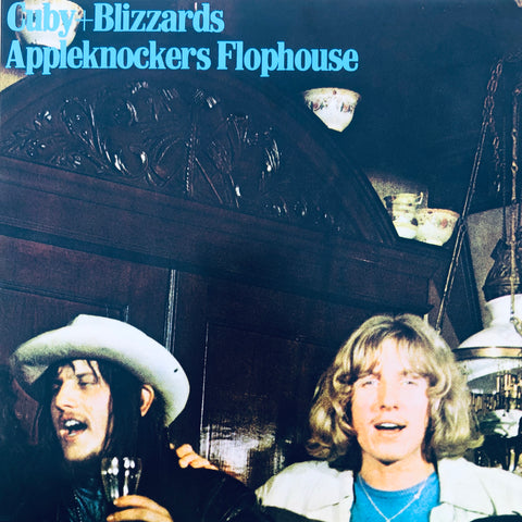 Appleknockers Flophouse - Cuby + The Blizzards