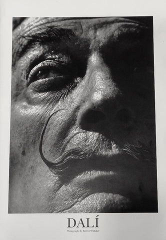 Dalí - Robert Whitaker