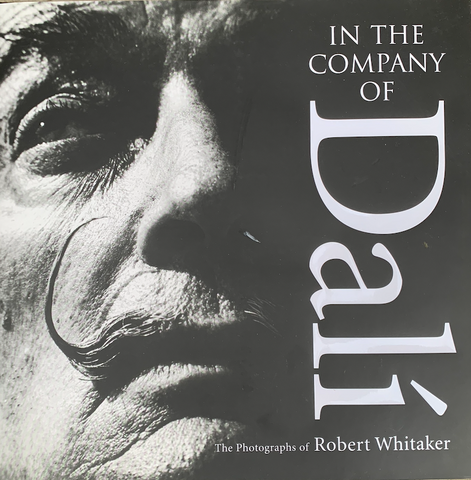In the company of Dalí Robert Whitaker