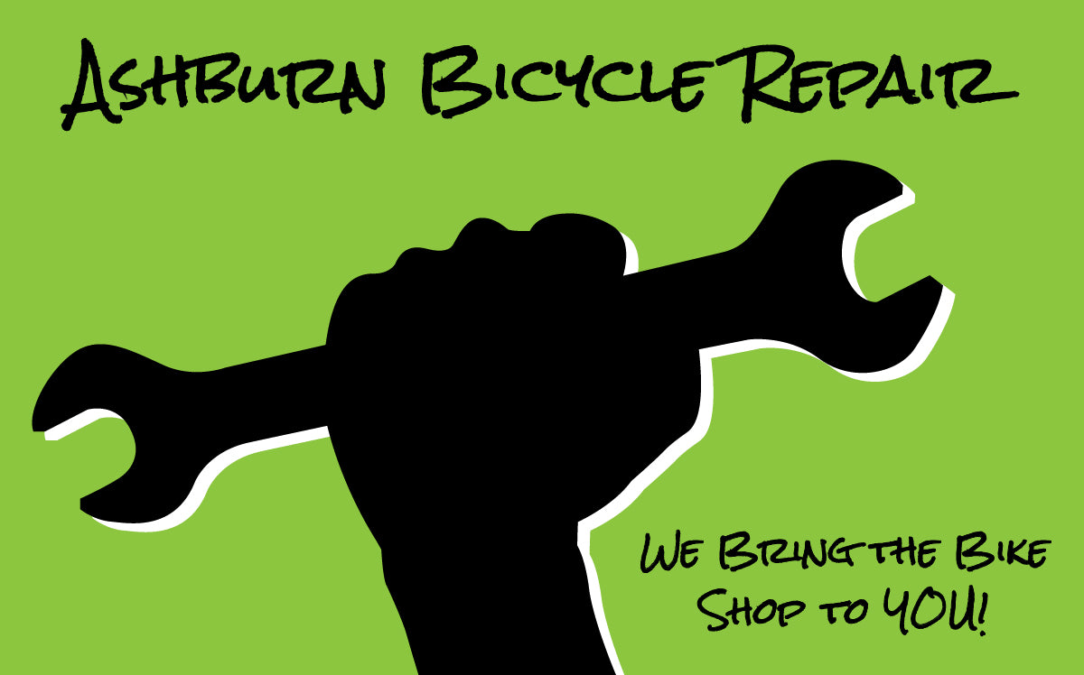ABR logo with bike mechanic hand and wrench.