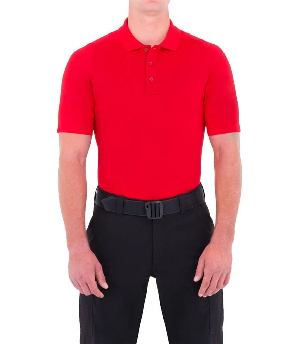 Men's Performance Short Sleeve Polo First Tactical