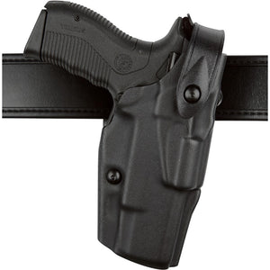 Safariland 6360 6360 ALS®/SLS Mid-Ride, Level III Retention™ Duty Holster Glock 17