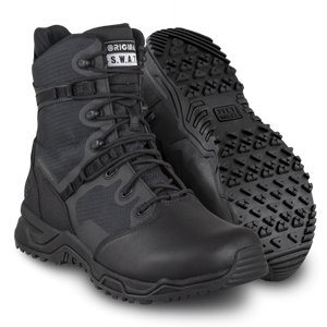 Alpha Fury 8 Polishable Toe SZ WP BOOT