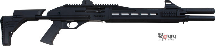 CANUCK ENGAGE Semi-Auto Action 12 GA Shotgun