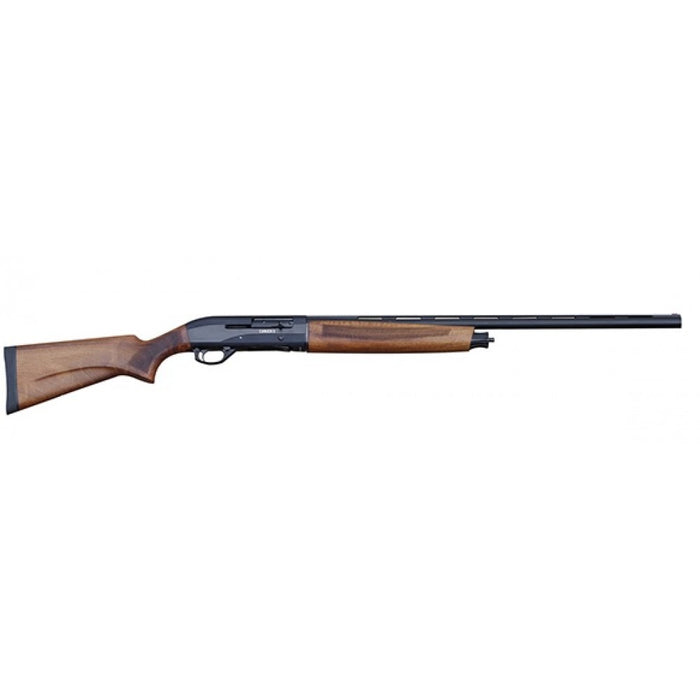 "Canuck Hunter: Semi-Auto Shotgun 12 Gauge w/ 28"" Barrel, Turkish Walnut Stock"