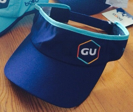 GU Technical Visor Dark Blue