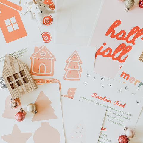 christmas printables for kids with activities