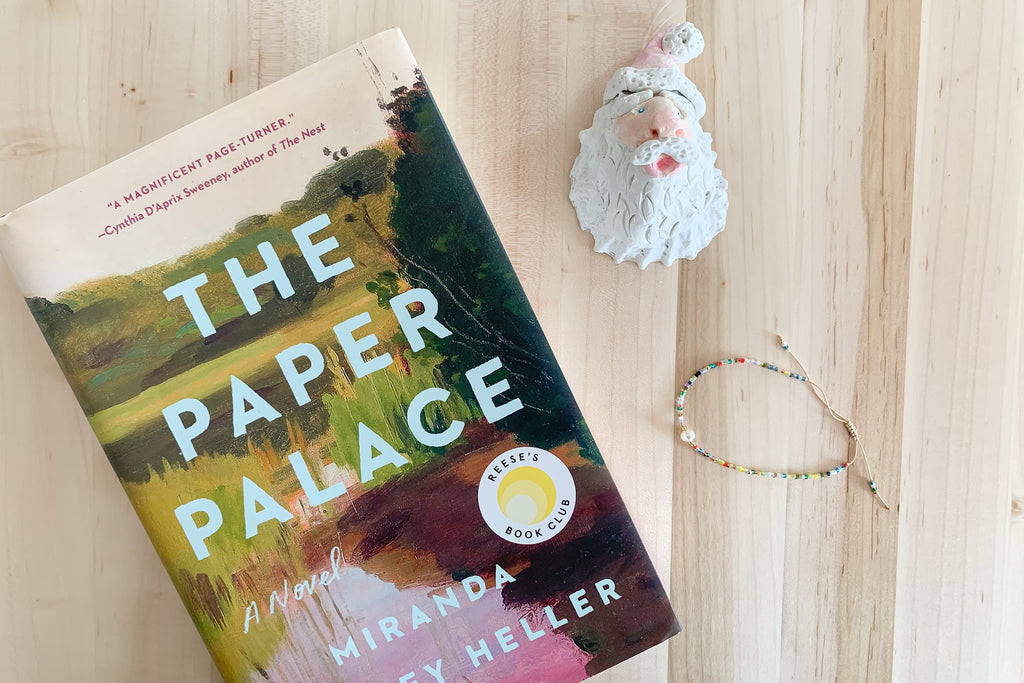 the paper palace book from cape cod