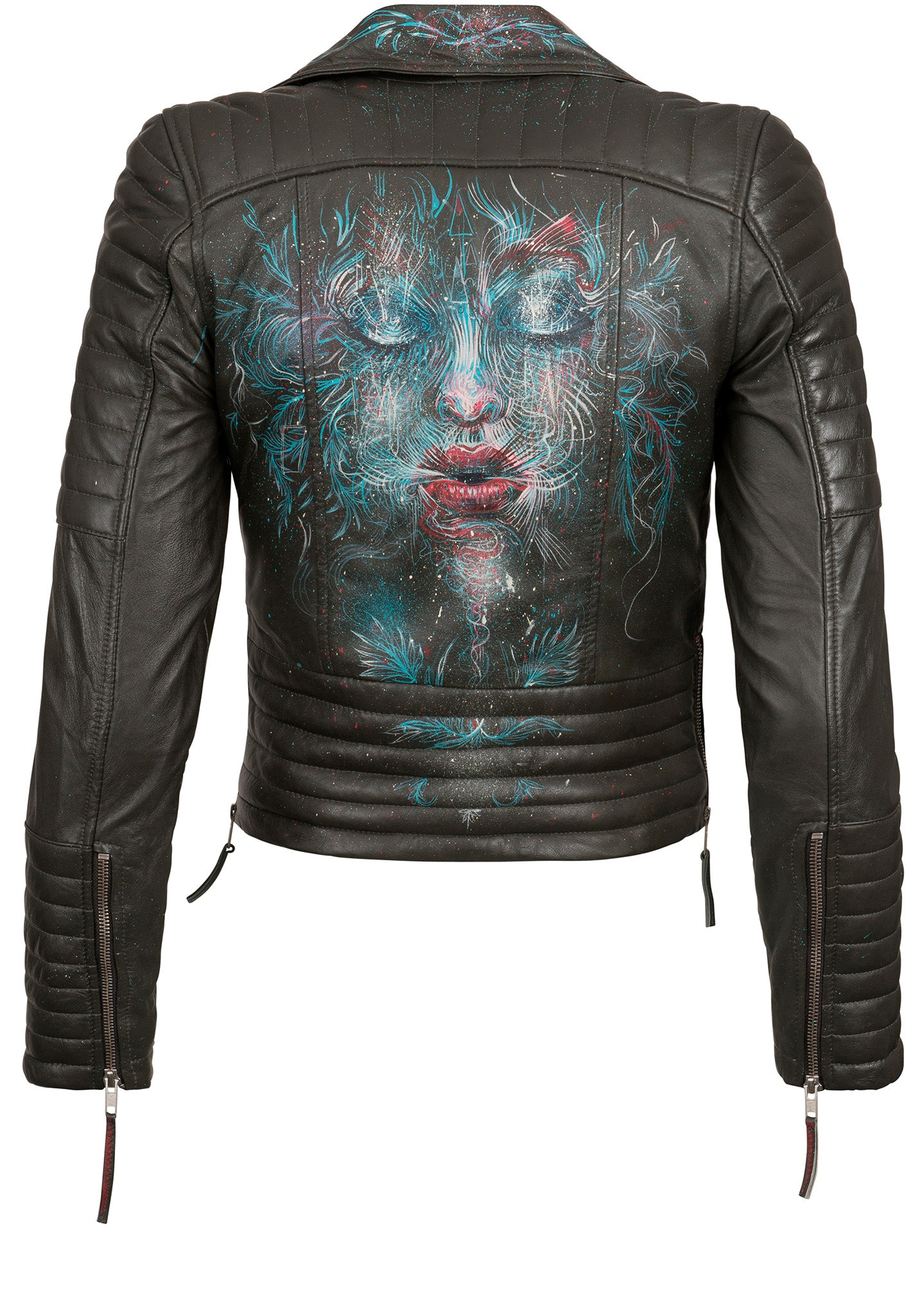 Carne Griffiths - Leather Jacket