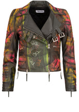 Load image into Gallery viewer, Osch - Leather Jacket