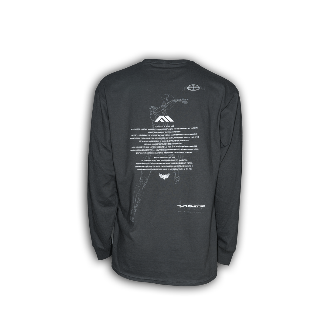 MESICS LONG SLEEVE