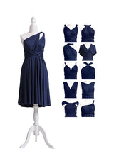 Navy Blue Multiway Infinity dress