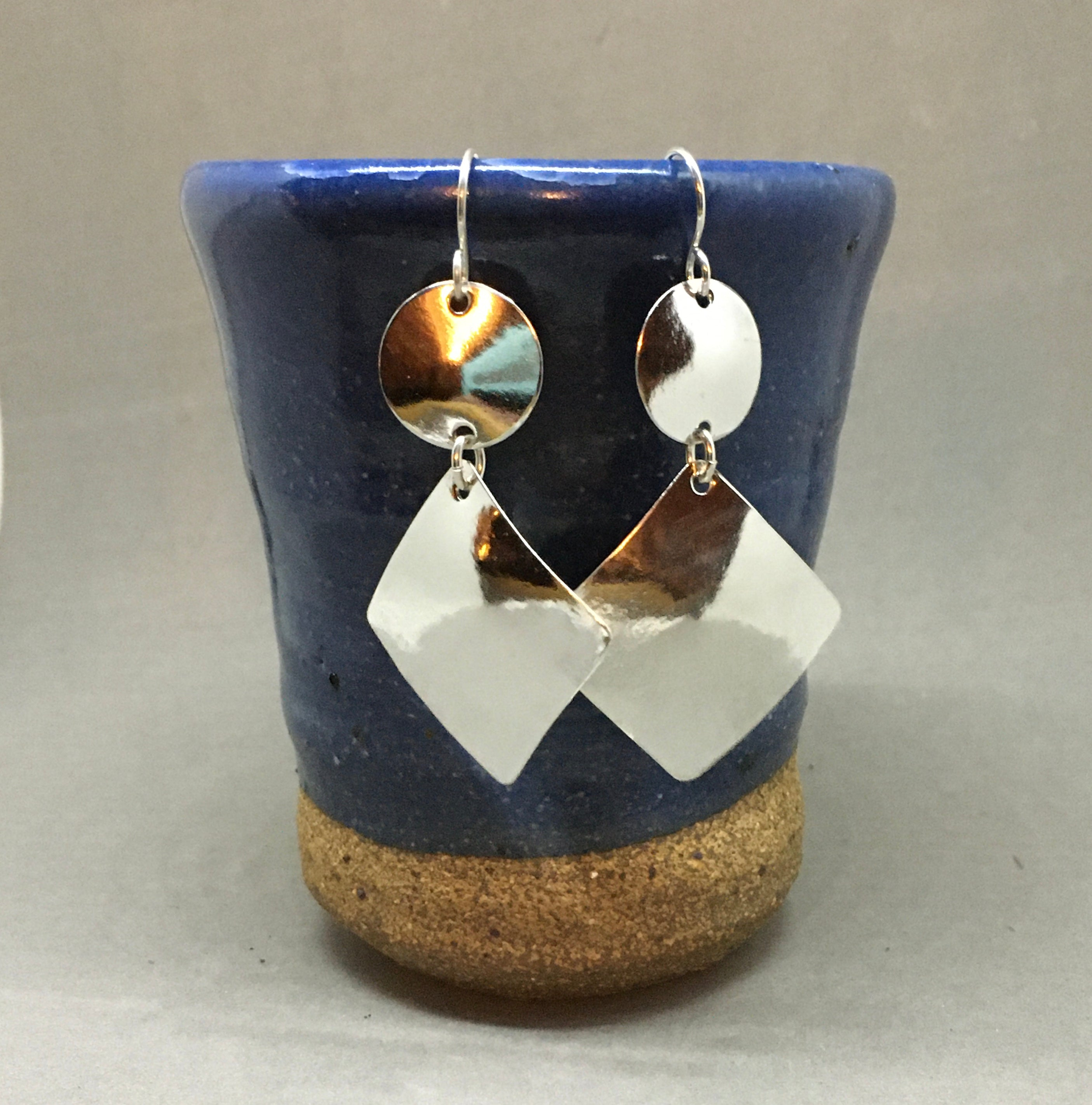 BOLD GEO EARRINGS (made to order)