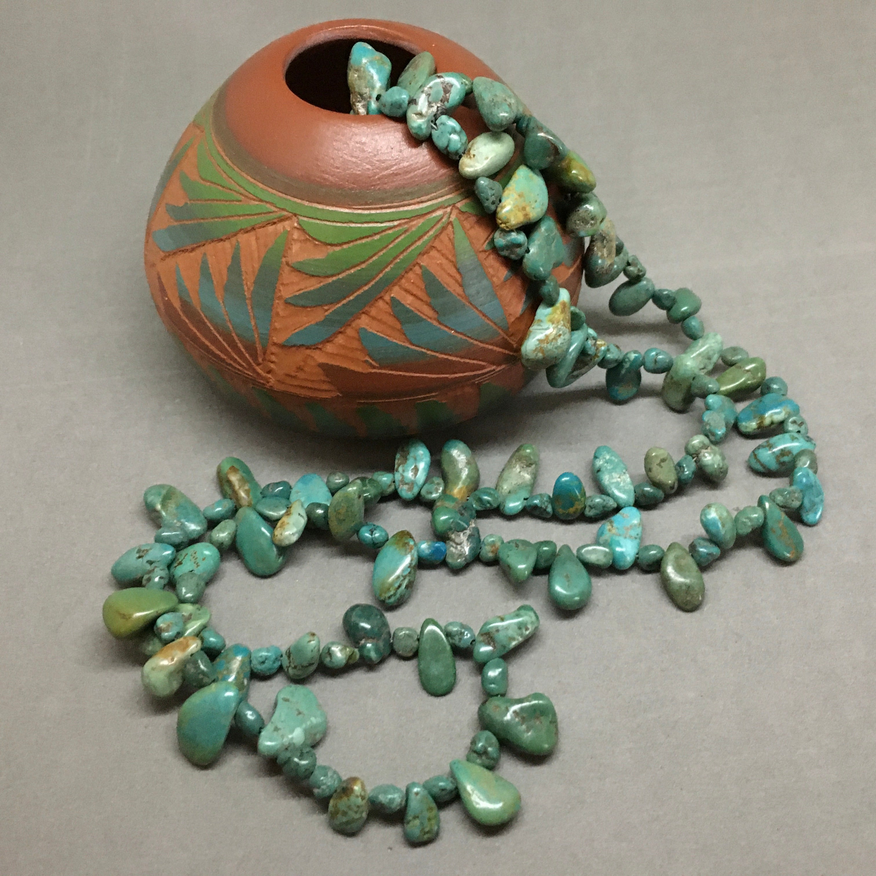 MORENCI TURQUOISE STRAND