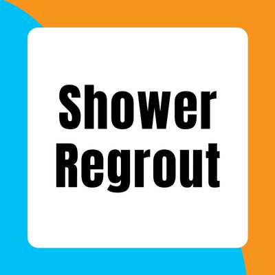 Shower Regrout