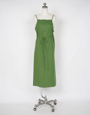 Load image into Gallery viewer, DRYU-RS-SP21 / YUMI APRON DRESS / 250289211001