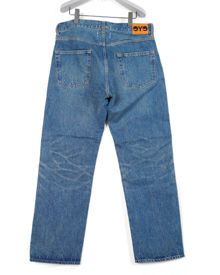 Load image into Gallery viewer, WT-P903-100 / Denim Pants