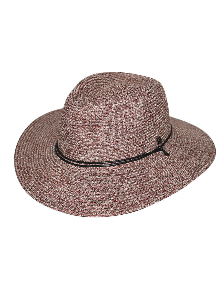 Hunter Fedora Evoke Australia EV020 Mens Collection Comfy-fit Wash Wear Travel Friendly