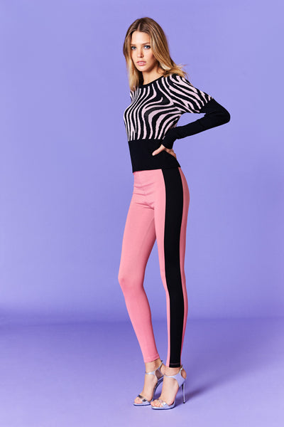 LEGGINGS BANDA LATERAL DENNY ROSE