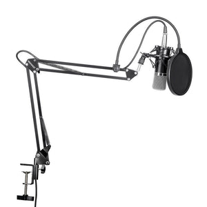 Neewer NW-700 Studio Condenser Microphone Kit for PC Karaoke Youtube Professional Recording Broadcast Mikrofon with Stand