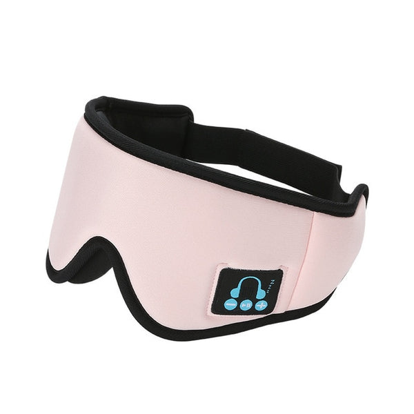 Manufacturers Dropshiping Wireless Bluetooth CE Certification Headset Call Music Artifact Breathable Sleep Eye Mask Headphone