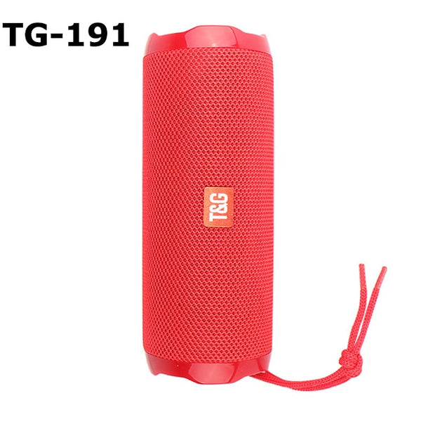 Wireless Portable Outdoor Bluetooth Speaker Waterproof Mini TWS Bluetooth Column Bass For PC Computer Music Speakers Sound Box