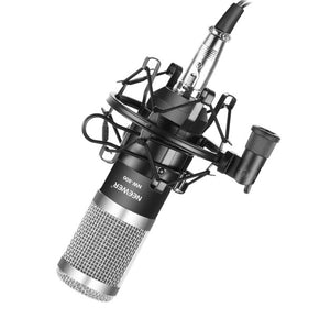 Neewer Professional NW-800 Condenser Microphone 2.5M Wired NW-800 karaoke NW800 Recording Microphone for Computer Karaoke KTV