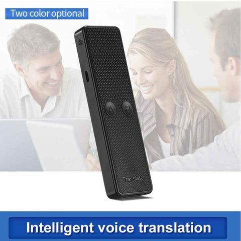 Portable Mini Wireless Smart Translator 68 International Languages Bluetooth Multi-Language For Traveling/Shopping/learning