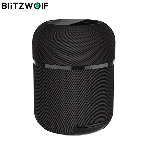 BlitzWolf BW-AS3  Wireless Bluetooth Speakers with 360°Stereo Sound TWS 12000mAh Function Styling Design NFC Home Theater