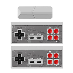 Mini 4K Video Game Console Built-in 568 Classic Retro Games Wirless Controller HDMI/AV Output Game Console With Dual Players