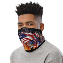 Load image into Gallery viewer, Trump War Eagle Neck Gaiter