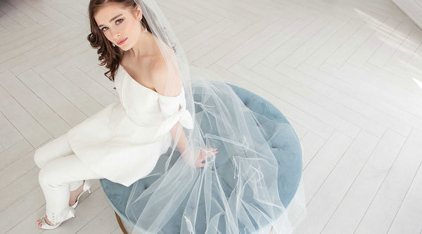 "Wedding Veil Care: What To Do After ""I Do"""