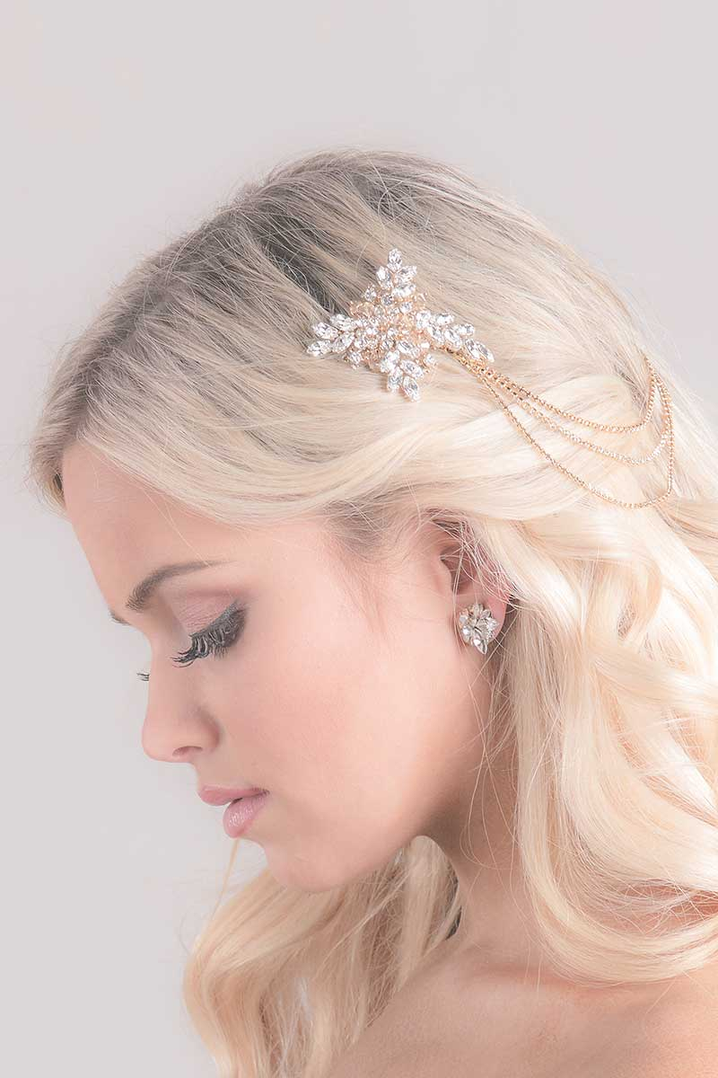 Stacey Marquis Bridal Hair Comb