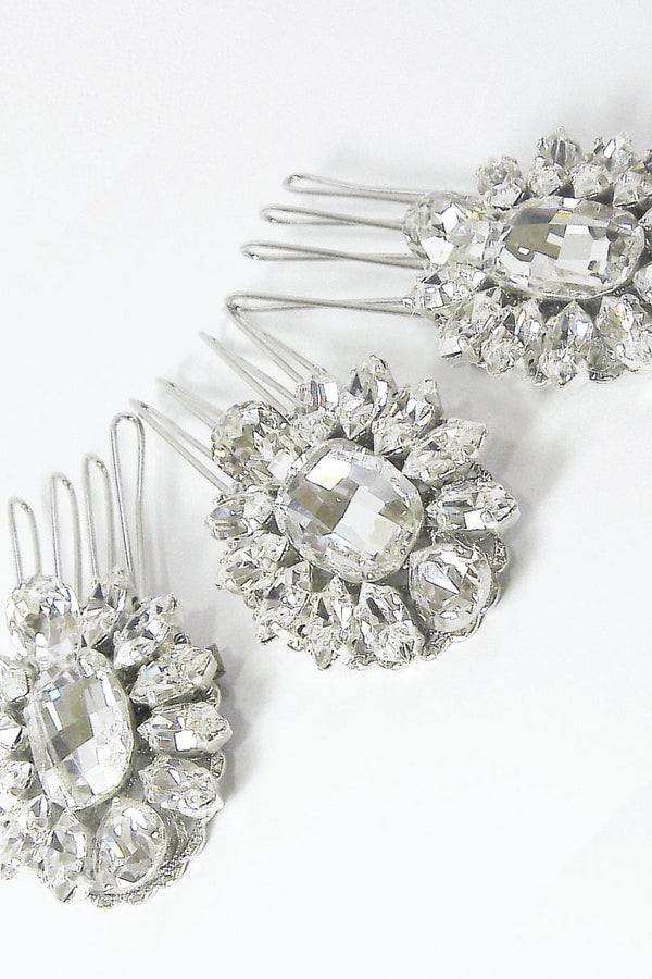 Vivienne Hair Trio Bridal Pin Set