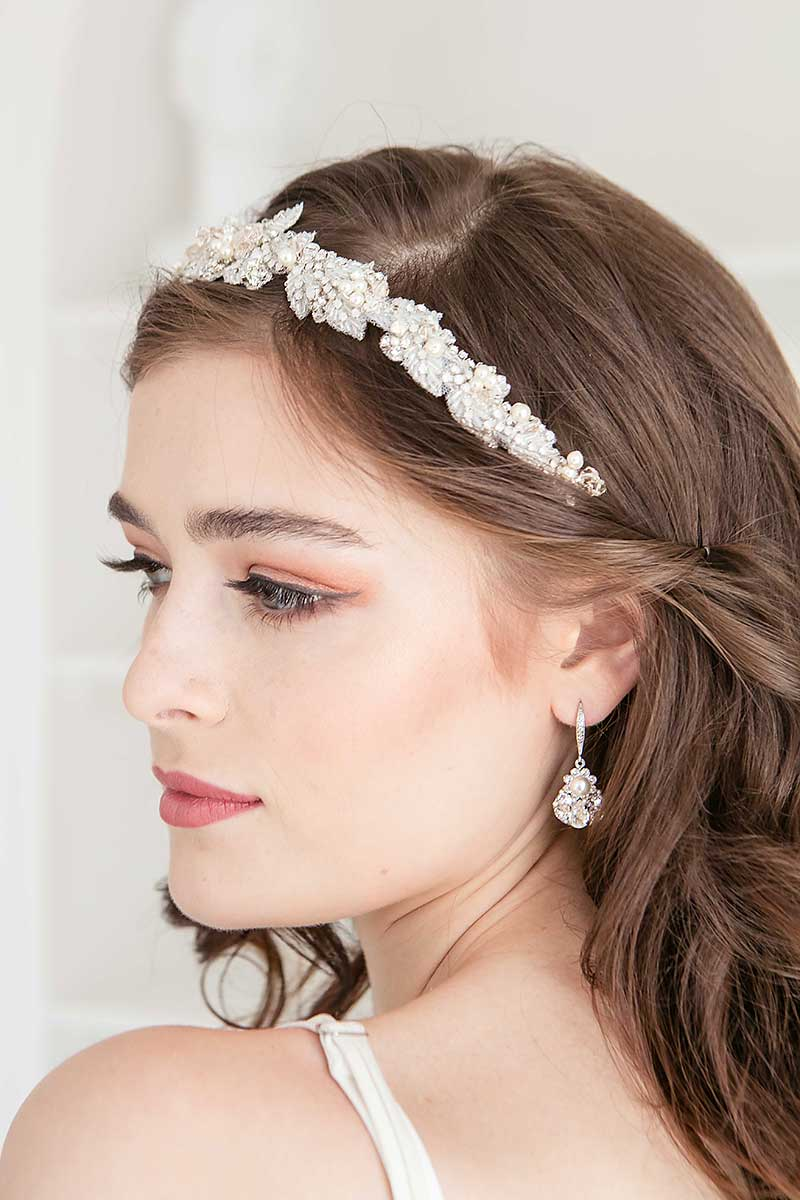 Alexia Garland Bridal Headpiece