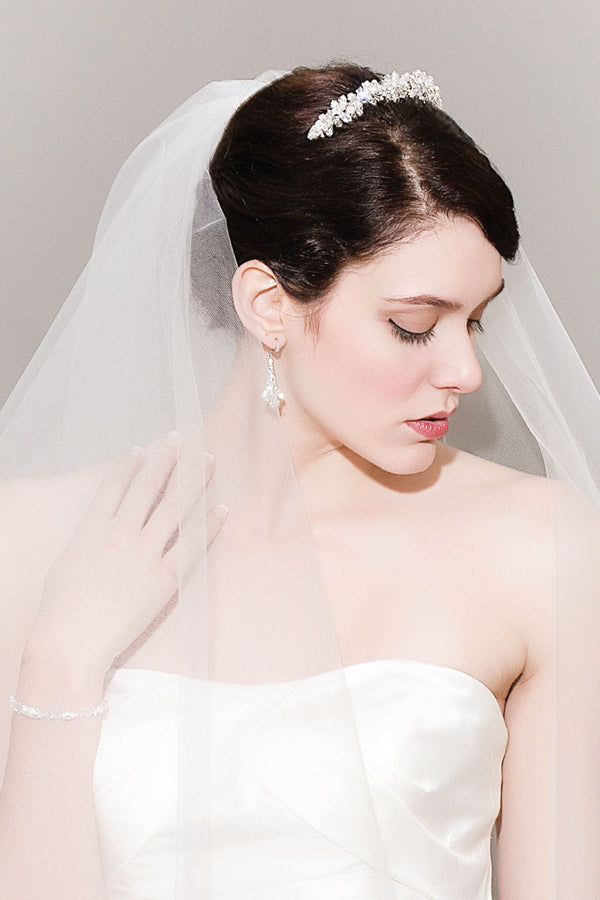 Gabrielle Flexible Bridal Tiara