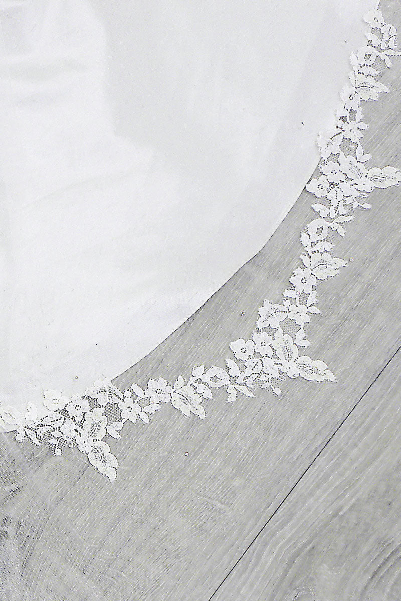 Romantique Cathedral Wedding Veil