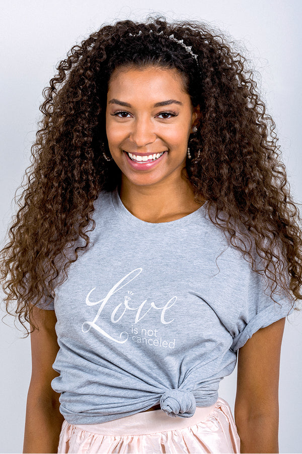 Love is not Canceled Relaxed Fit T-Shirt