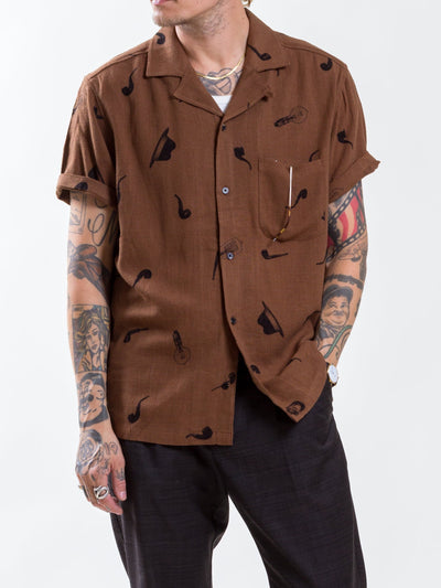 "Uncle Bright, Wardrobe 19 ""10 Year Shirt"", Brown ?id=28286069342369"