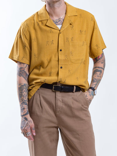 "Uncle Bright, Wardrobe 19 ""10 Year Shirt"", Yellow"